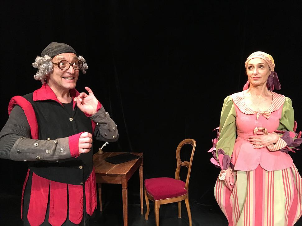 theatre luynes festival roumanoff