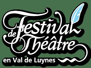 Festival de théâtre en Val de Luynes logo