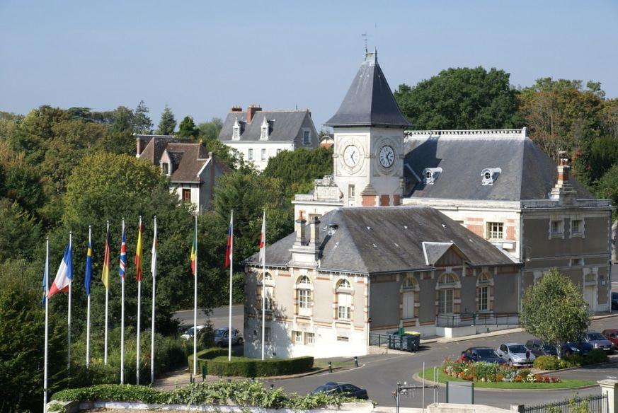 Salle Rabelais Saint cyr sur Loire