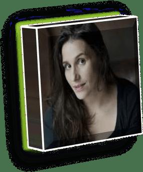 comédienne Elise Touchon Ferreira