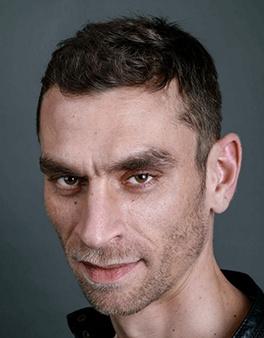 comédien Mathieu Davidson